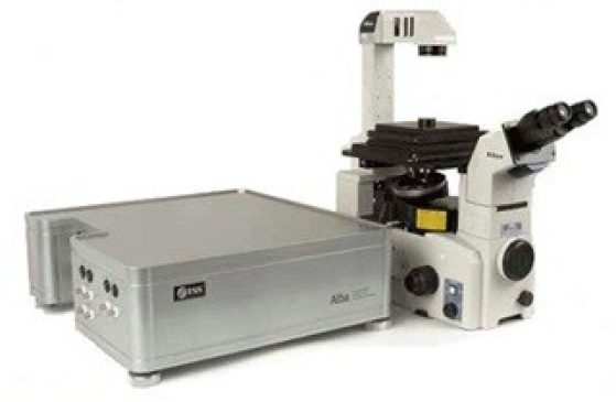 Image of ALBA Confocal Microscope