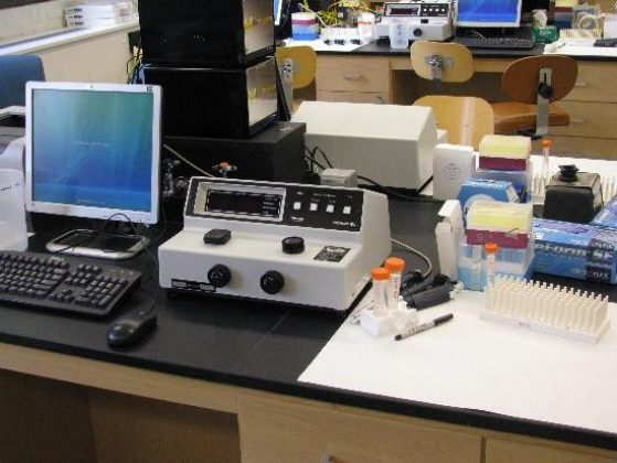biophysical lab report Laboratory of biophysics and bioinformatics was founded in 1990 its origins go  back to 1972, when in the laboratory of electrical stimulation and defibrillation.