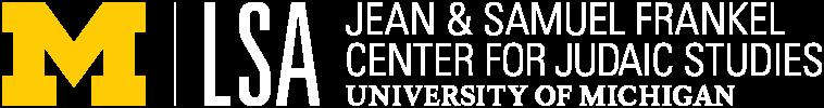 Frankel Center for Judaic Studies