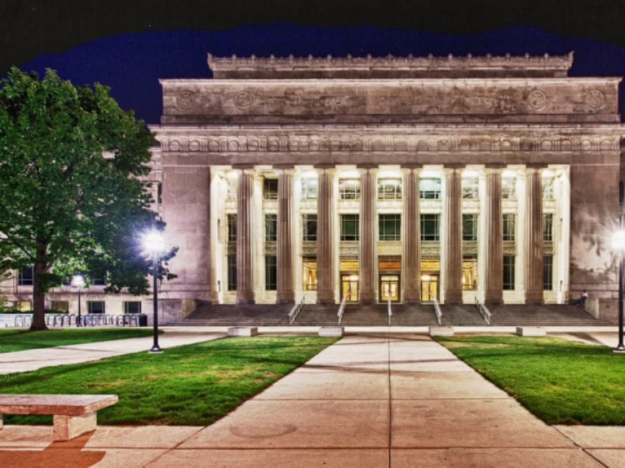Explore the Greek Campus of the University of Michigan