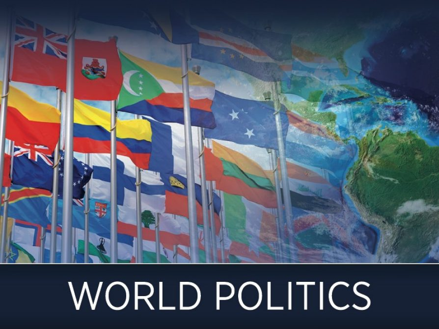 an overview of world politics Extend your learning with this annotated collation of politics and international relations blogs lecturer resources the following resources are password-protected and for adopting lecturers' use only.