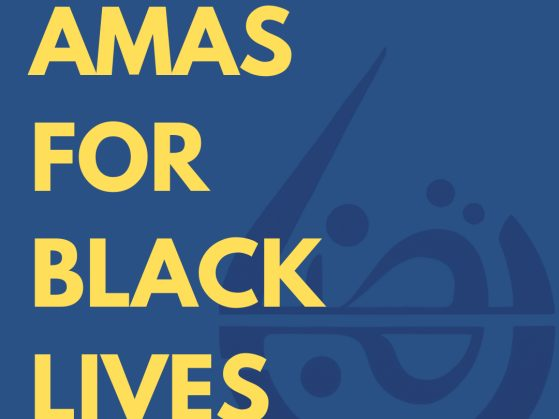 AMAS For BLACK LIVES