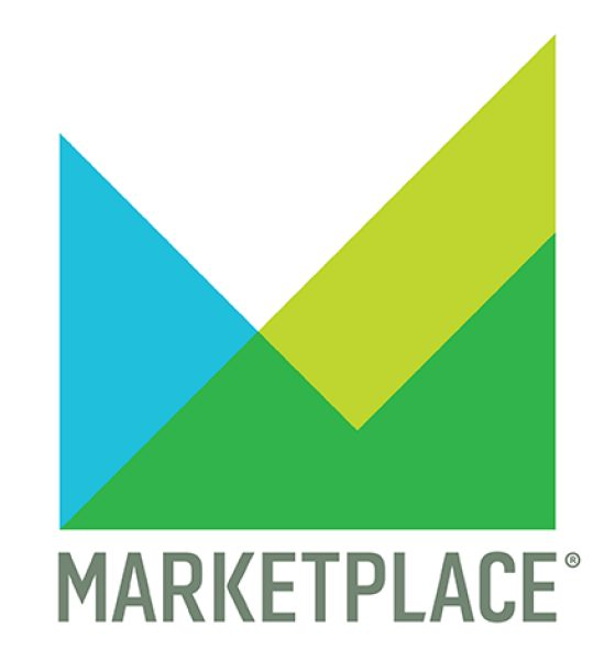 NPR's Marketplace logo