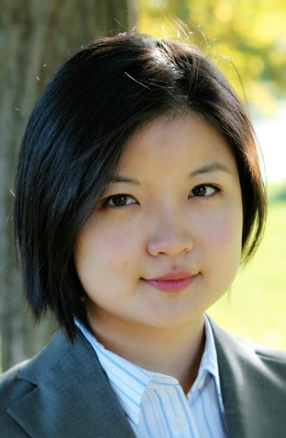 Carrie Xu - PhD Student