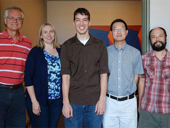 Distinguished Dissertation Awards - Graduate School