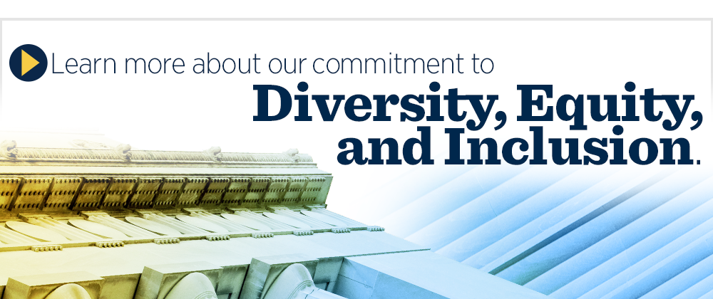 Learn more about our commitment to Diversity, Equity, and Inclusion