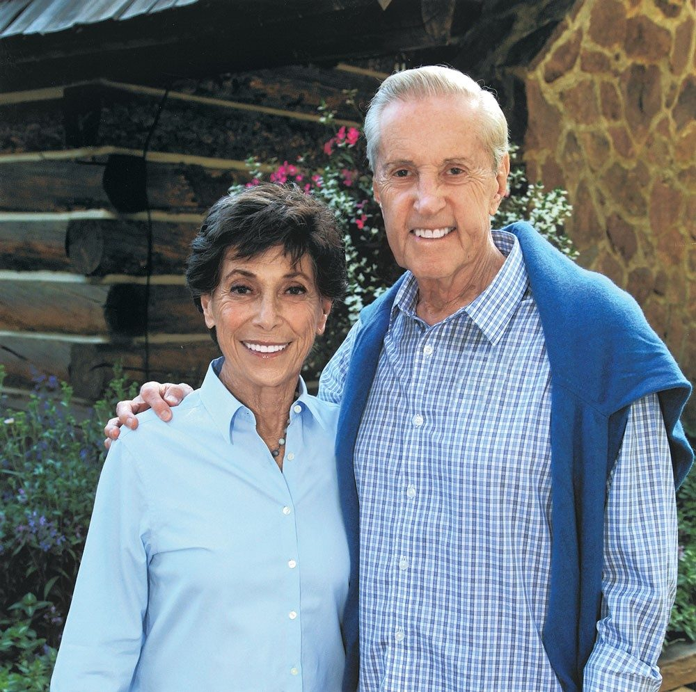 Fred and Judy Wilpon