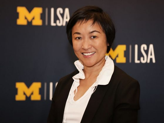 Fiona Lee, Arthur F. Thurnau Professor and professor of psychology
