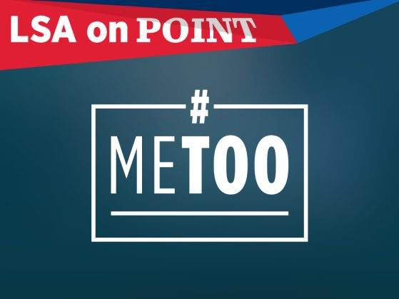 #metoo LSA on Point