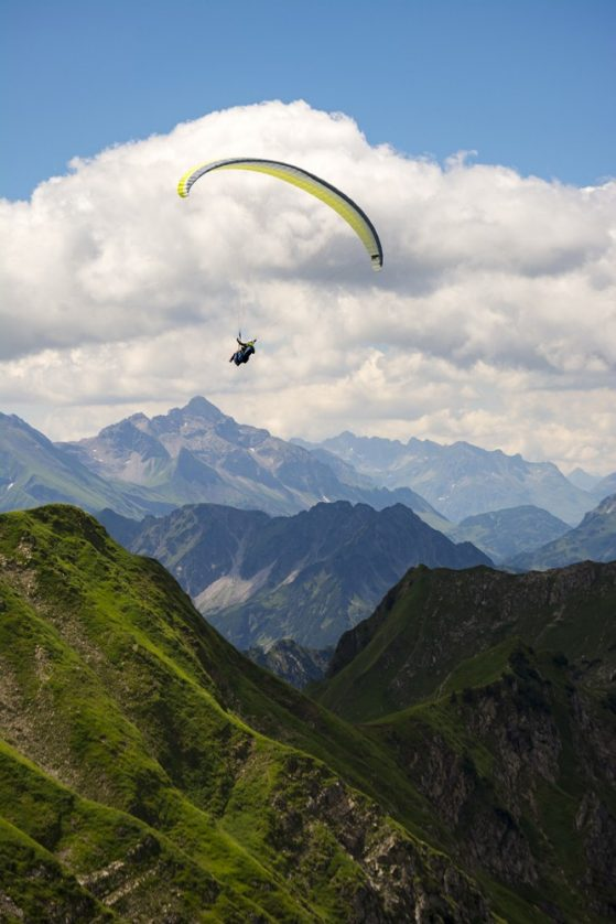 The Top. Obertsdorf, Bayern, Germany. Robert Fenton, winner of the GLL photo contest.
