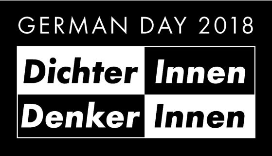 german day 2018 logo