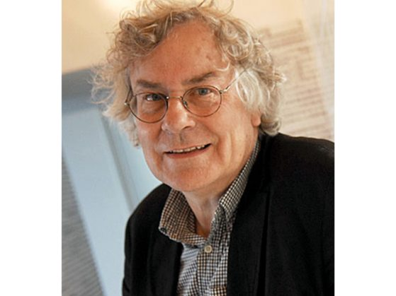 Professor Helmut Lethen (photo credit: Heribert Corn)