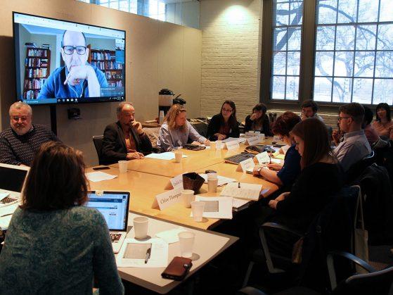 HistoryLab Graduate Students Visit United States Holocaust ...