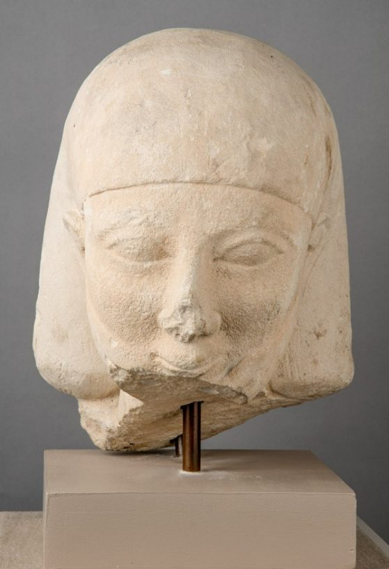 Head of a Man from Cyprus