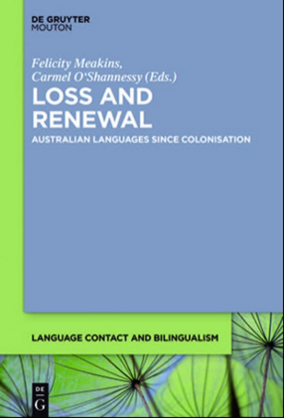 Loss and Renewal Book Cover