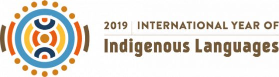 Logo, 2019 International Year of Indigenous Languages