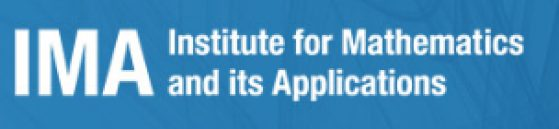 Institute for Mathematics and its Applications Logo