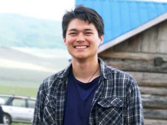 Pickering Fellowship winner Nathaniel Maekawa