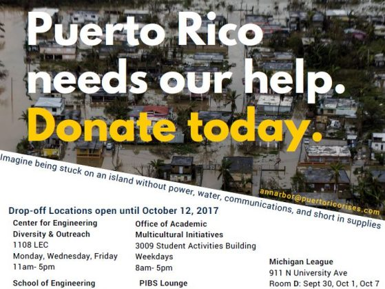 Puerto Rico Needs Our Help
