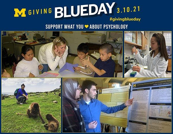 Giving Blueday 2021