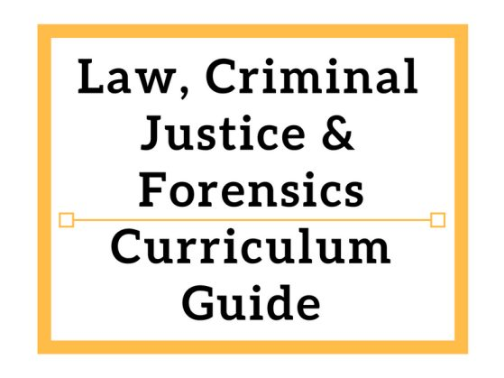 Law, Criminal Justice & Forensics