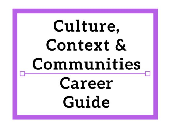 Culture, Context & Communities Curriculum Guide