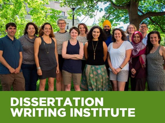 Dissertation Writing Institute
