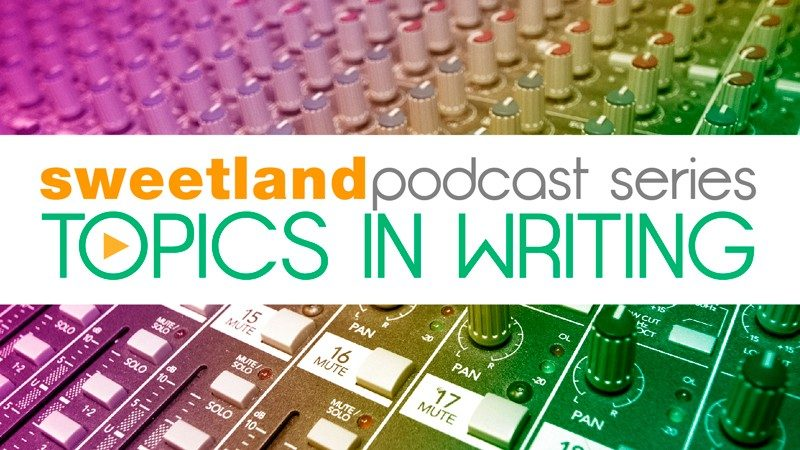 Topics in Writing Podcast