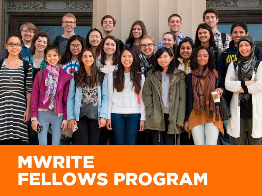 M-Write Fellows Program
