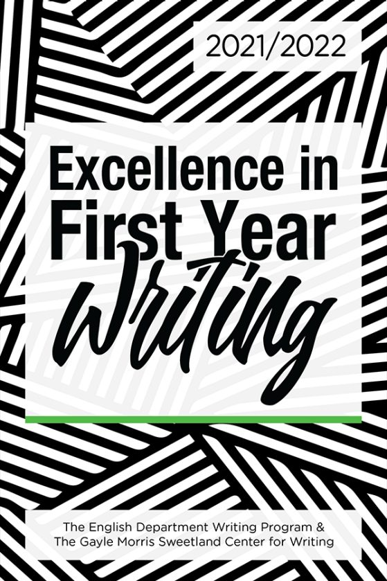 First-Year Writing Prizebook PDF