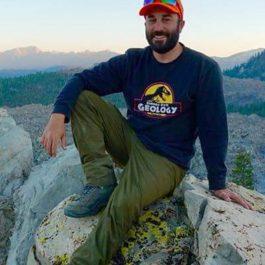 Justin Casaus   U-M LSA Earth and Environmental Sciences