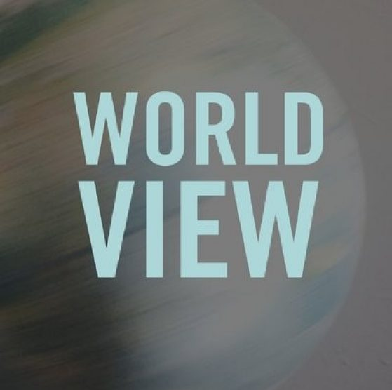 Worldview show logo