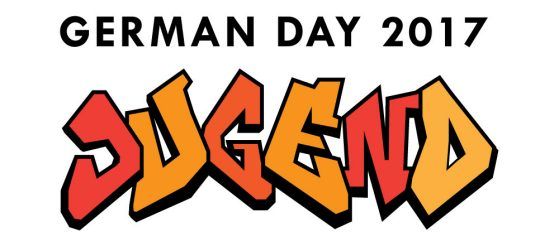German Day 2017 Jugend logo
