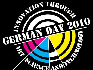 2010 German Day Logo
