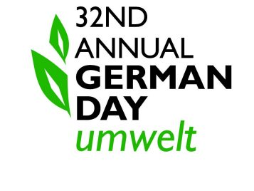 32nd Annual German Day Umwelt