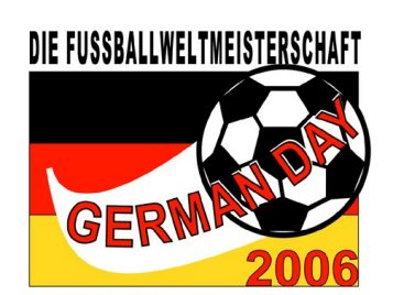 2006 German Day Logo