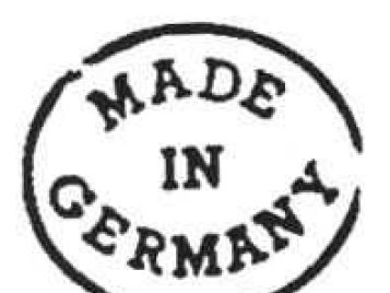 2003 German Day Logo