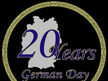 2004 German Day Logo