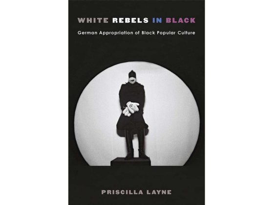 white rebels in black book cover