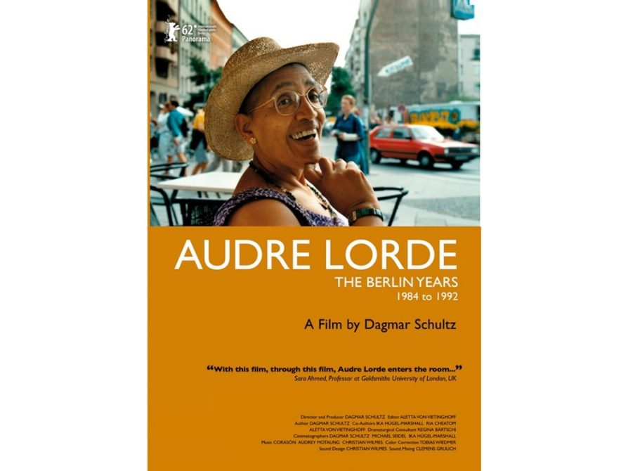 Audre Lorde - The Berlin Years 1984 to 1992 film poster