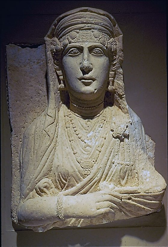 Funeral Relief from Palmyra