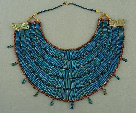 Broad Collar Necklace