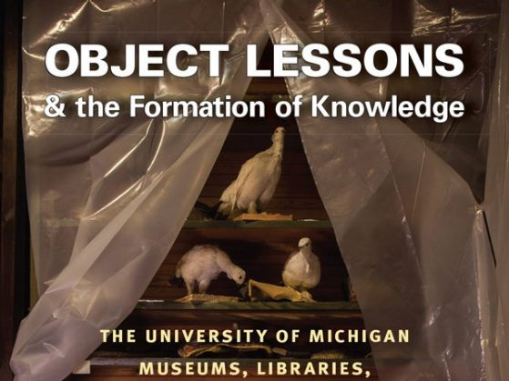 Object Lessons and the Formation of Knowledge
