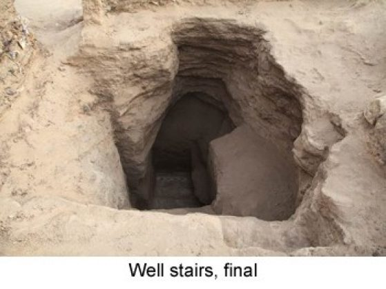 well stairs, final
