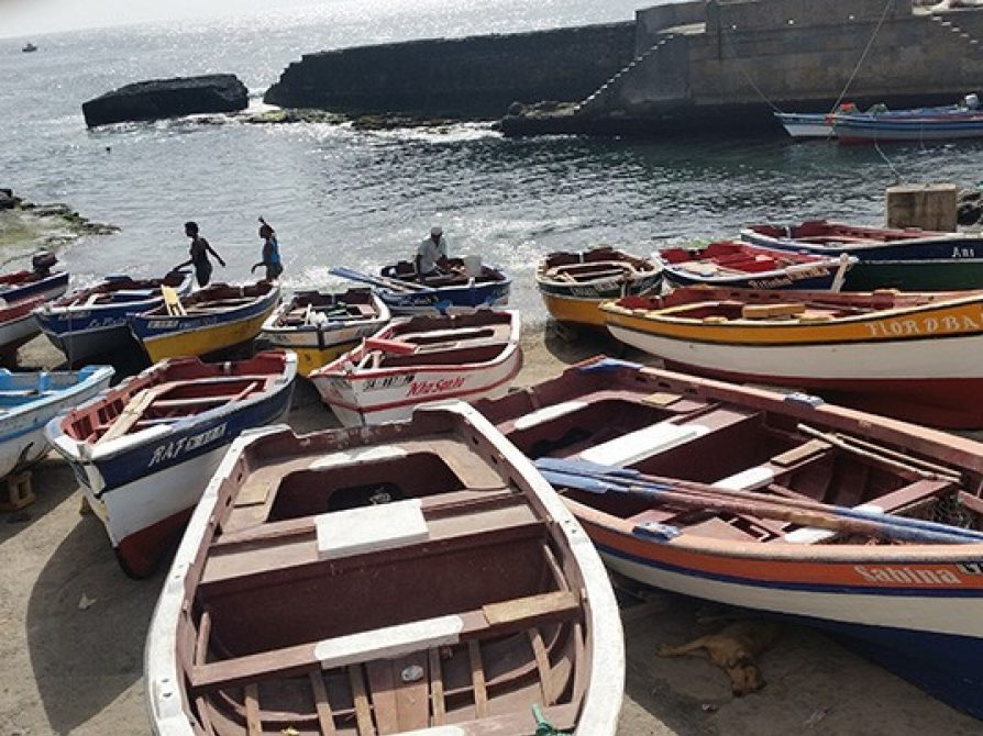 Cape Verde boats