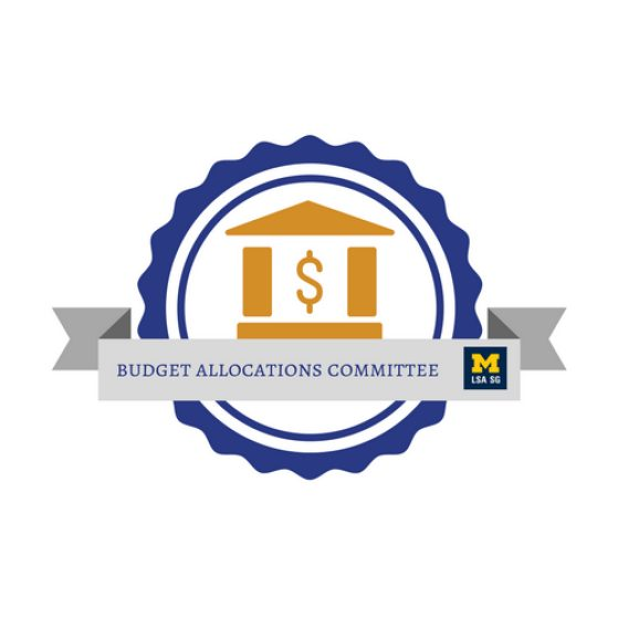 logo of the Budget Allocation Committee