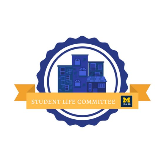 logo of the Student Life Committee