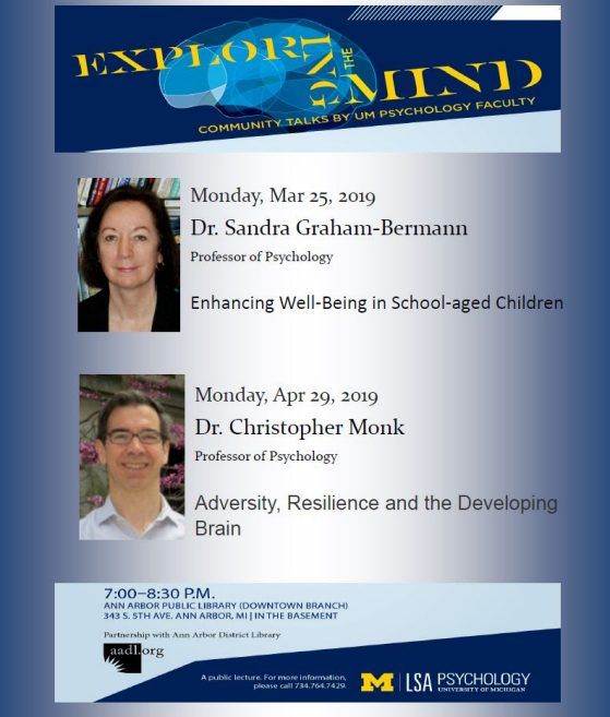 Exploring the Mind Community Talks