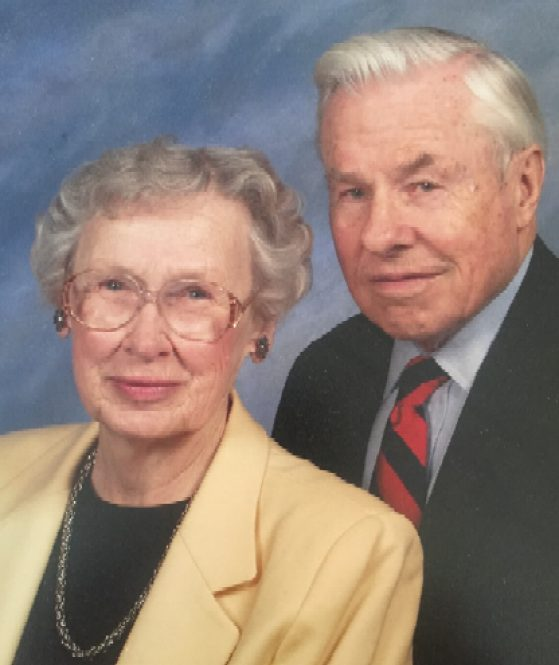 Wilbert and Virginia McKeachie