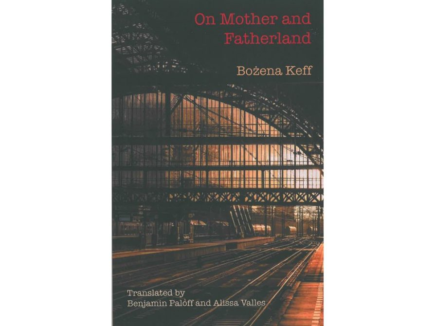 cover of On Mother and Fatherland by Bożena Keff